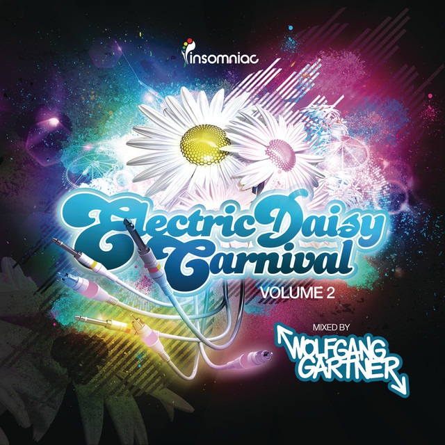 Various Artists Electric Daisy Carnival Vol. 2 (Mixed by Wolfgang Gartner) album cover