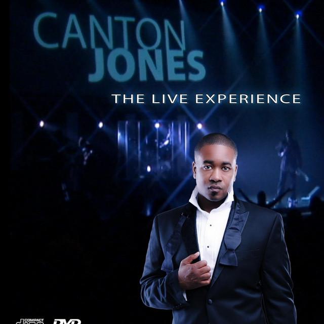 Canton Jones album cover