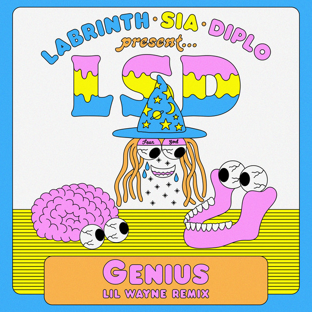 Genius (with Lil Wayne, Sia, Diplo & Labrinth - Lil Wayne Remix)
