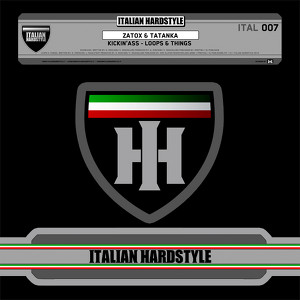Italian Hardstyle 007 Albumcover