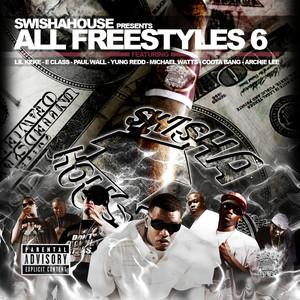 Swishahouse, Lil' KeKe Freestyle cover