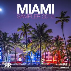 Miami Sampler 2015 Albumcover
