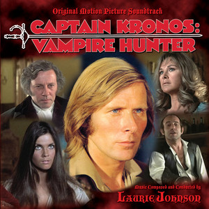 Captain Kronos: Vampire Hunter album