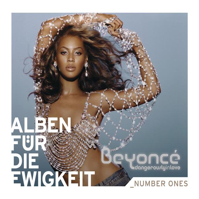 Beyoncé Dangerously In Love (Alben für die Ewigkeit) album cover