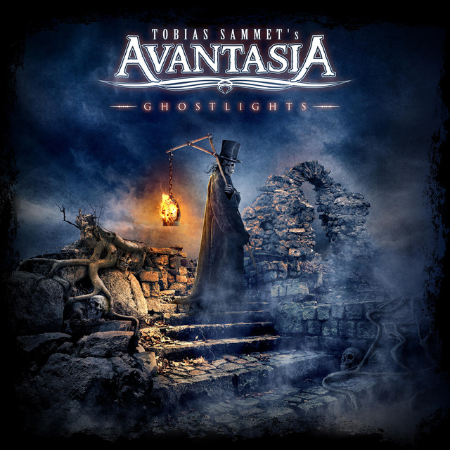 Album cover for Ghostlights by Avantasia
