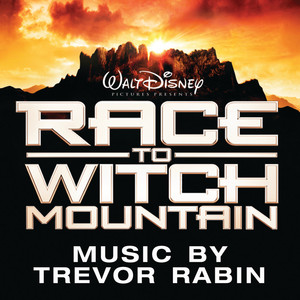 Race to Witch Mountain album