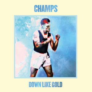 Down Like Gold Albumcover