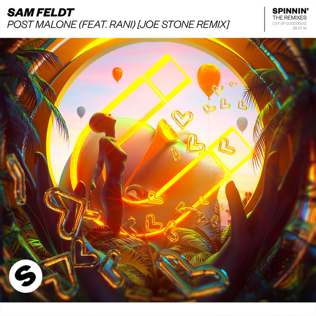 Play Later New Release: Post Malone (feat  RANI) [Joe Stone