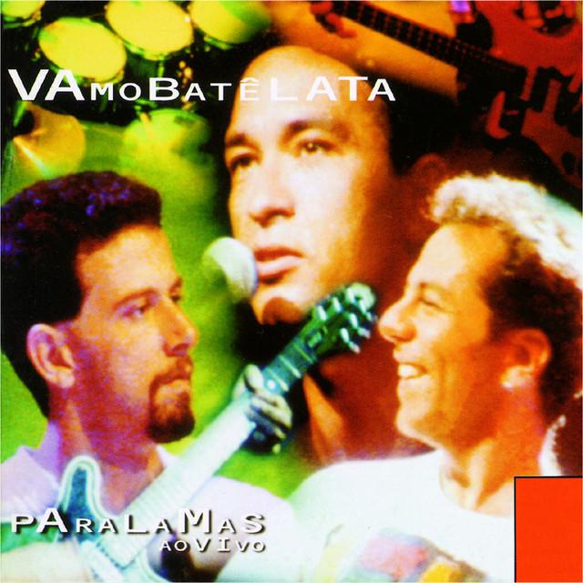Vamo Batê Lata - Paralamas Ao Vivo (Live) Albumcover