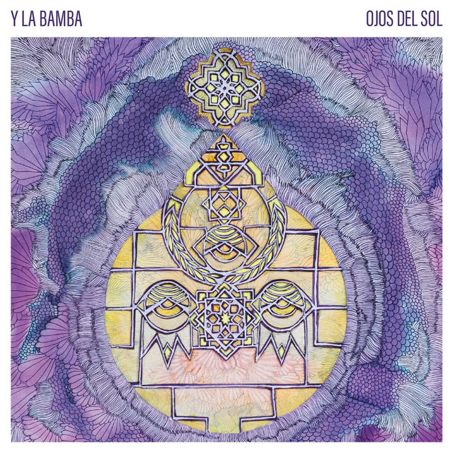 Album cover for Ojos Del Sol by Y La Bamba