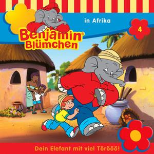 Folge 4 - Benjamin Blümchen in Afrika Audiobook