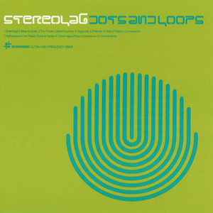 Album cover for Dots and Loops by Stereolab