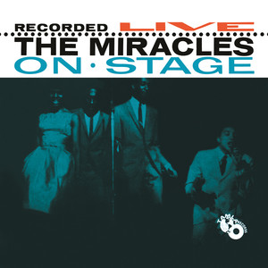 The Miracles Way Over There - Live At The Apollo Theater/1963 cover