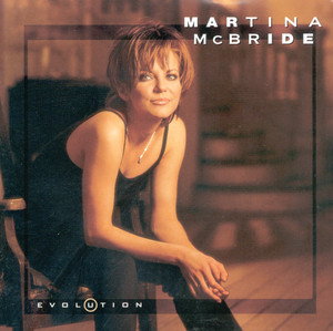 Martina McBride A Broken Wing cover