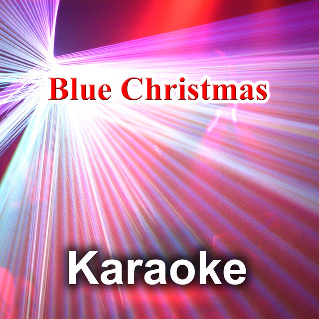 blue christmas karaoke version originally performed by celine dion by maxy k on spotify - Blue Christmas Karaoke