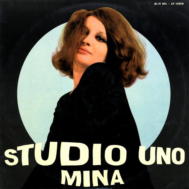 Mina Studio uno album cover