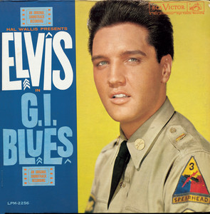G.I. Blues - Elvis Presley