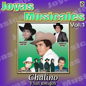 Chalino Sanchez Joyas Musicales, Vol. 1 Albumcover