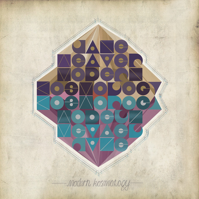 Album cover for Modern Kosmology by Jane Weaver