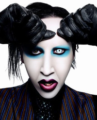 Marilyn Manson Lunchbox (Next Motherf*****) cover