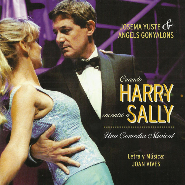 Cuando Harry Encontró a Sally Madrid Cast