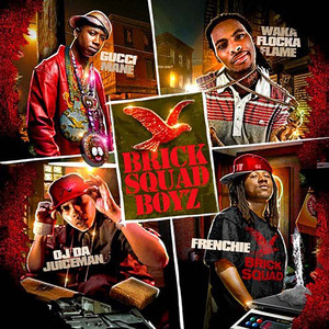 Brick Squad Boyz Albumcover