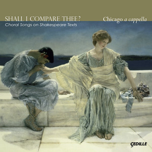 Choral Songs On Shakespeare Texts Albumcover