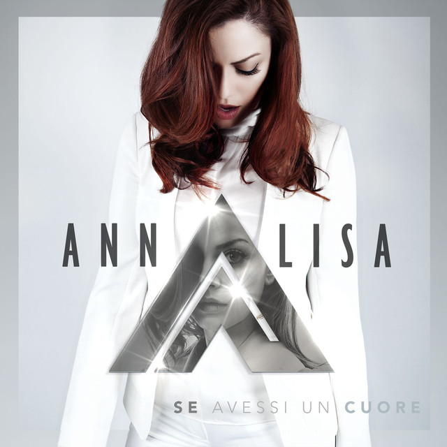 Album cover for Se avessi un cuore by Annalisa