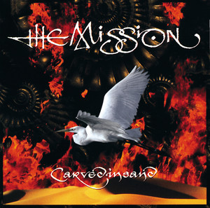 The Mission, Jerry Wayne Hussey Hands Across The Ocean cover