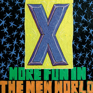More Fun In the New World Albumcover