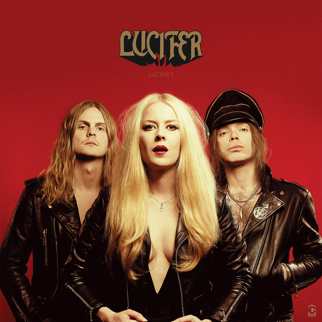 Album cover for Lucifer II by Lucifer