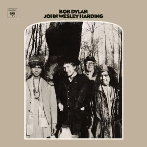 John Wesley Harding Albumcover
