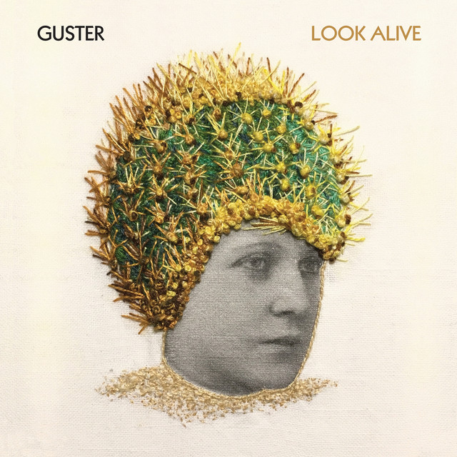 Album cover for Look Alive by Guster