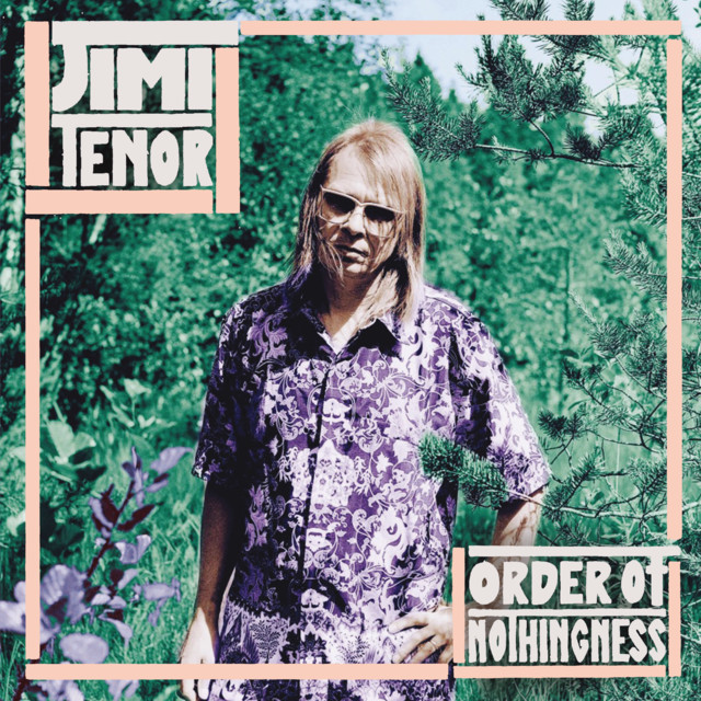 Album cover for Order of Nothingness by Jimi Tenor