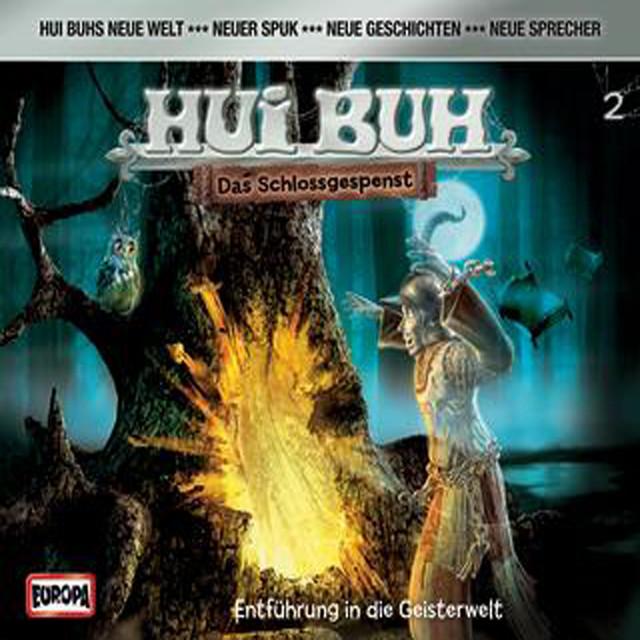 02 - Entführung in die Geisterwelt Cover