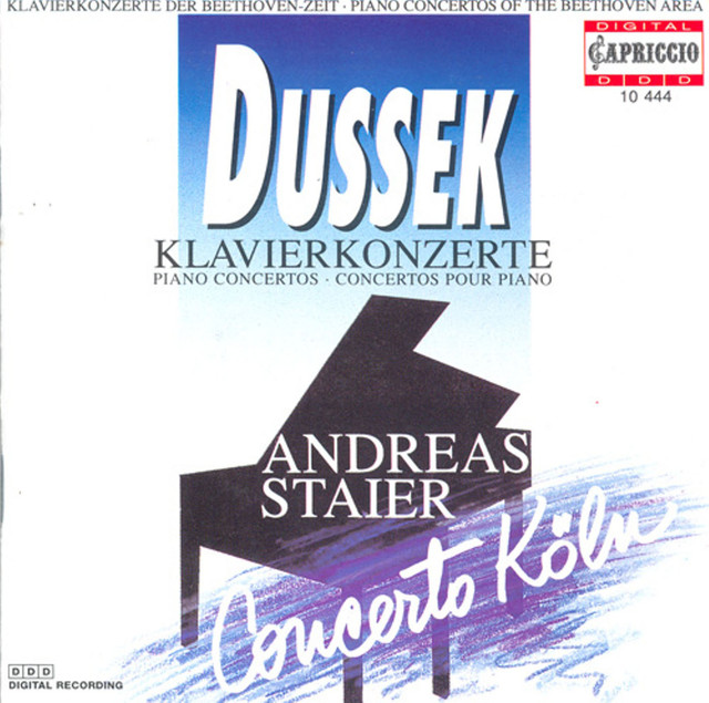 Dussek, J L : Piano Concertos - Opp  49 and 22 / the Sufferings of
