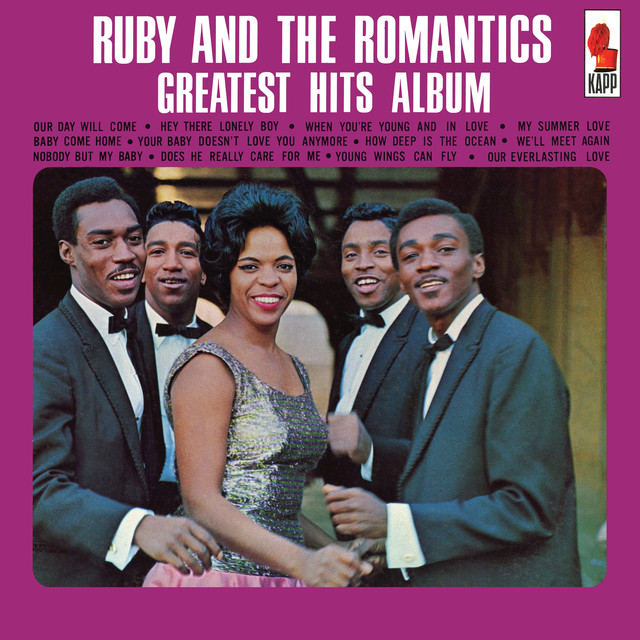 Greatest Hits Album By Ruby And The Romantics On Spotify