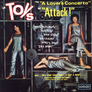 """Sing """"A Lover's Concerto"""" and """"Attack!"""" album"""