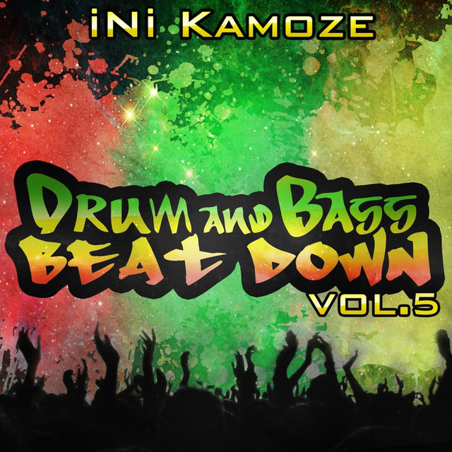 Drum and Bass Beat Down Vol. 5
