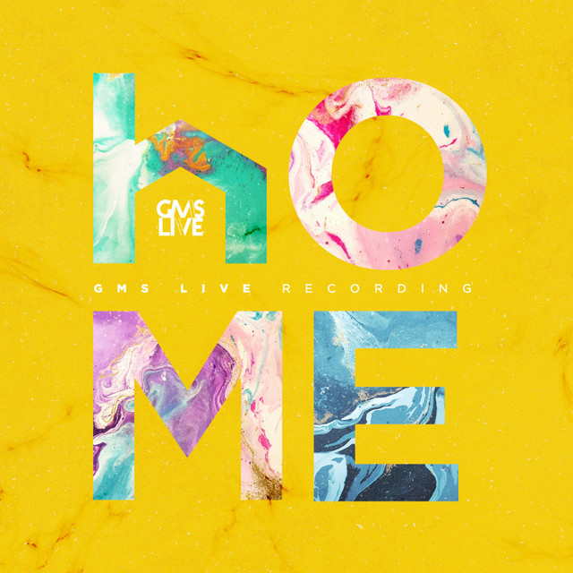 Album cover for Home (Live) by GMS Live