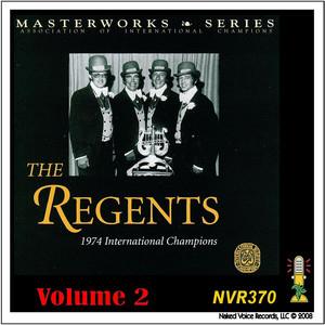 The Regents - Masterworks Series Volume 2 album