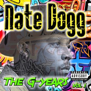 Nate Dogg (The G-Years, Vol. 1) Albumcover