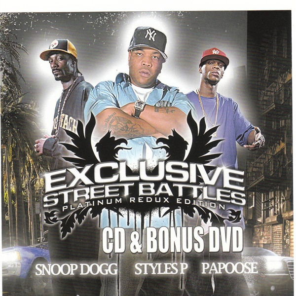 Exclusive Street Battles Platinum Redux Edition