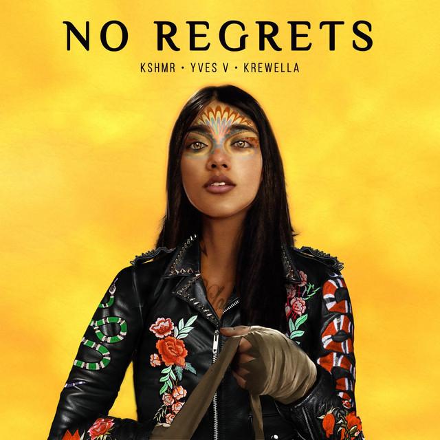 KSHMR & Yves V & Krewella & KAAZE - No Regrets (feat. Krewella) [KAAZE Remix]