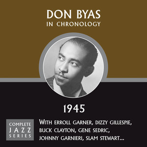 Complete Jazz Series 1945 Vol. 1 album
