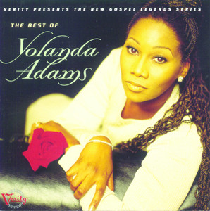 The Best Of Yolanda Adams Albumcover