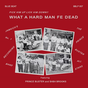 What a Hard Man Fe Dead album