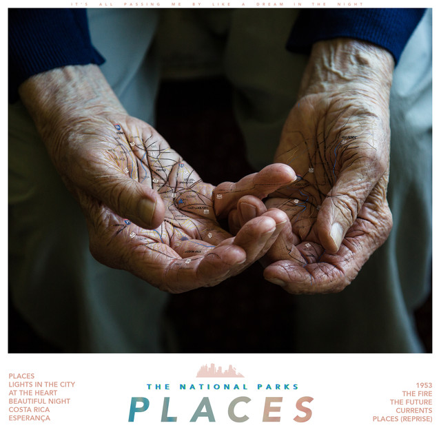 Album cover for Places by The National Parks