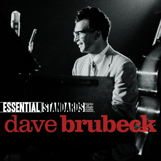 Dave Brubeck Essential Standards (eBooklet) album cover