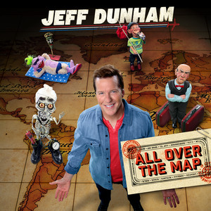 All over the Map Audiobook